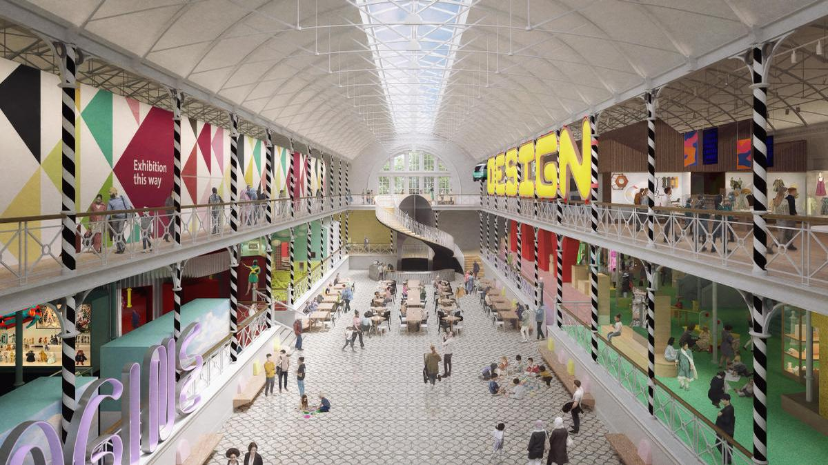 V&A renames childhood museum as part of £13m redevelopment