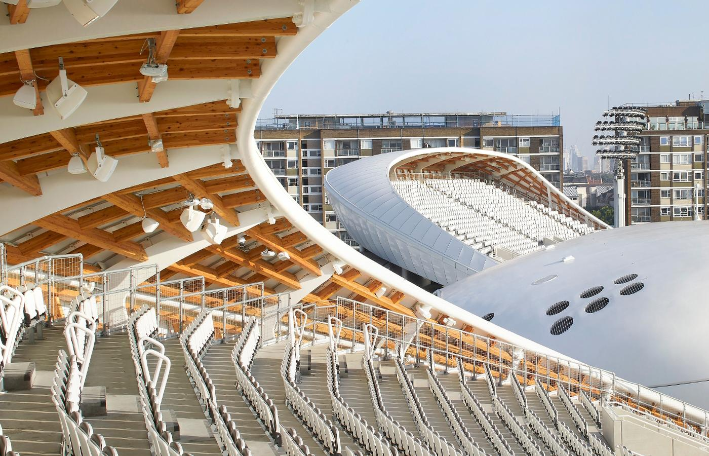 WilkinsonEyre-designed Compton and Edrich stands revealed at Lord's Cricket Ground