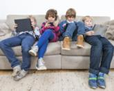 A third of children did less than an average of 30 minutes of exercise a day during 2020 / Shutterstock.com/Corepics VOF