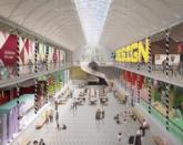 The revamp has been designed by De Matos Ryan and AOC Architecture / AOC Architecture