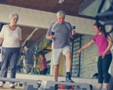 The number of adults who undertake less than 30 minutes of exercise a week increased by 1 million / Shutterstock/Liderina