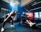 Equipment at the studio includes an extensive range of both strength and cardio equipment / 1Rebel