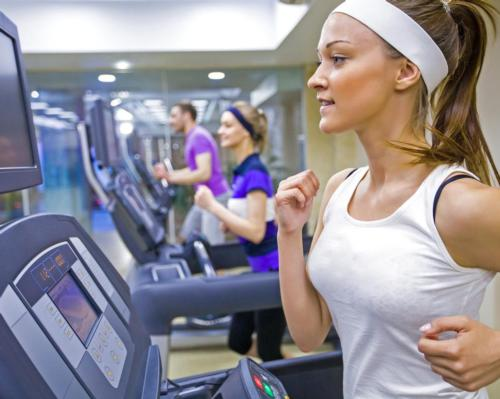 January and February are traditionally a vital period for gyms, as people look to start the year with a fitness regime / Shutterstock.com/YanLev