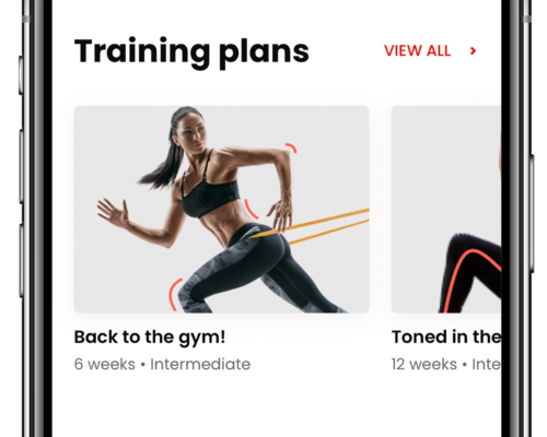 Auro's official training plans are hyper personalised to each participant