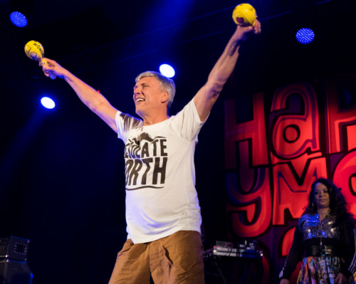 Bez launches home workouts with PT Andrew Naylor
