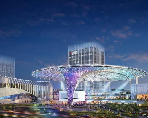 Work starts on US$898m e-sports arena in Shanghai – the 'future gaming capital' of the world