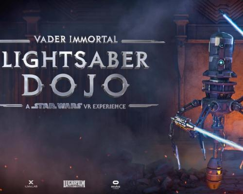 ILMxLAB launches Lightsaber Dojo, new Star Wars VR experience for attractions