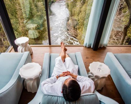 A countryside spa experience was the most popular choice of wellness escape for consumers