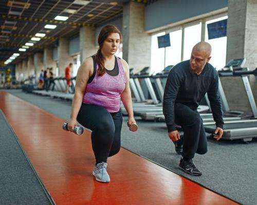 Nearly half of English adults want to exercise more during 2021