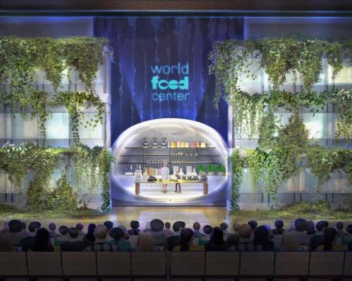 BRC is working with its Dutch partners, Heijmerink Wagemakers, on the designs / World Food Center