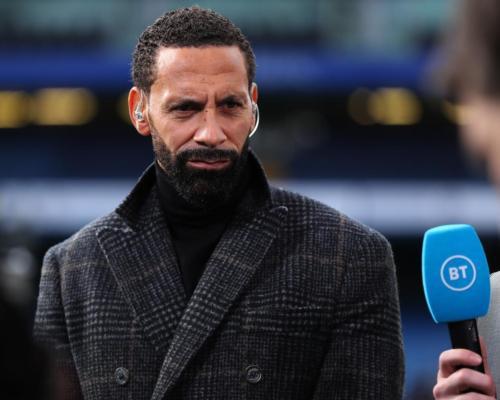 Rio Ferdinand has become a non-executive director for The Gym Group / Shutterstock/Stefan Constantin 22