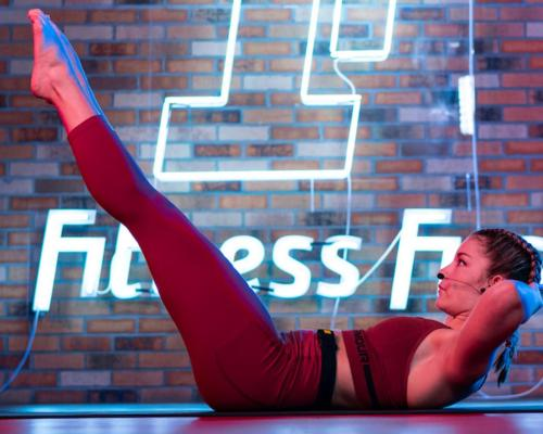The new hub will provide both on-demand and live classes across a number of disciplines – including HIIT, Yoga, Pilates and Fitness First's in-house SHRED classes / Fitness First