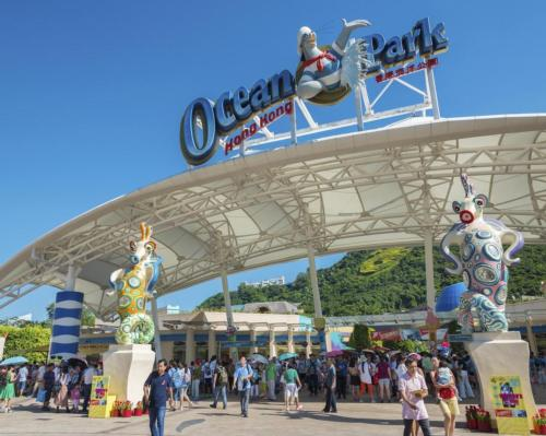 Hong Kong's Ocean Park gets HK$2.8bn investment to move it from theme park to themed resort