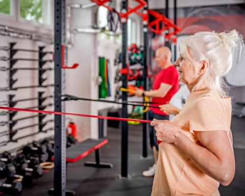 The findings could have significant implications for the way fitness instructors and personal trainers work with female clients over the age of 50