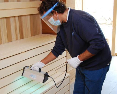 ASPA International launches handheld UV-C light disinfection lamp