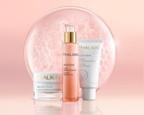 Thalion launches soothing AlgoCalm range for sensitive skin