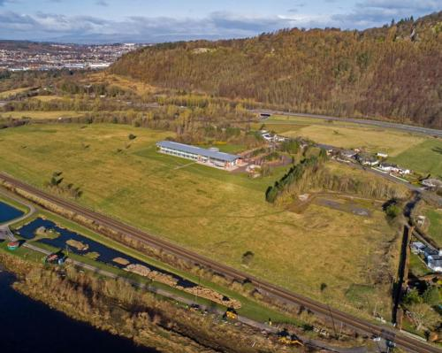 Transport museum to anchor £33.8m tourism development in central Scotland