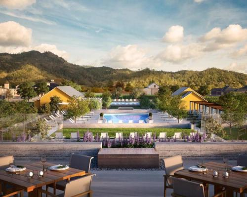 Four Seasons sets Q1 2021 opening date for California winery retreat and spa @FourSeasons @seedtoskin #FourSeasonsNapaValley #spa #California #winery #vineyards #spaindustry #newopening #Calistoga #mudrituals