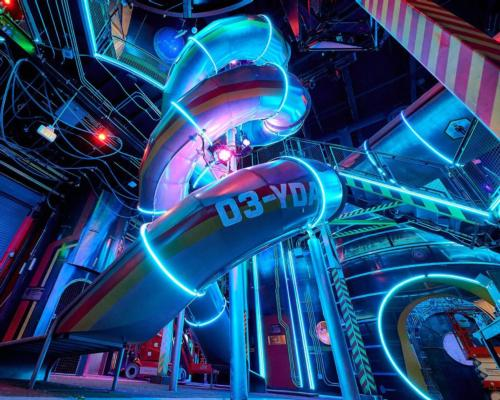 Meow Wolf creates mind-blowing Las Vegas attraction –Omega Mart