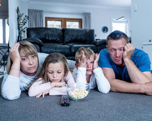 Less exercise and more TV in Lockdown 3 is leading to decline in mental health