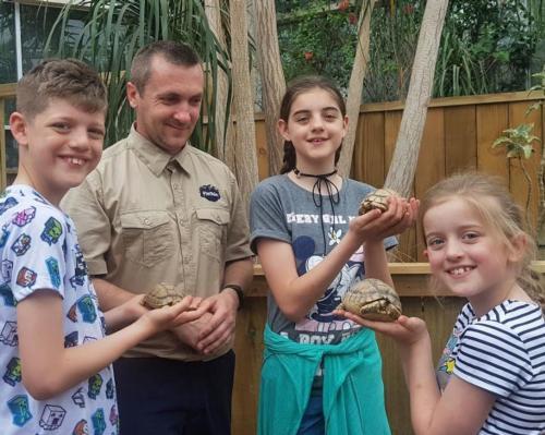 Indoor rainforest zoo, Plantasia, secures BIAZA membership