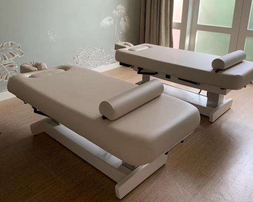Oakworks upgrades signature massage beds with new sustainable features
