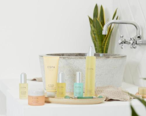 ESPA's Active Nutrients Collection features nine products designed to replenish and nurture skin