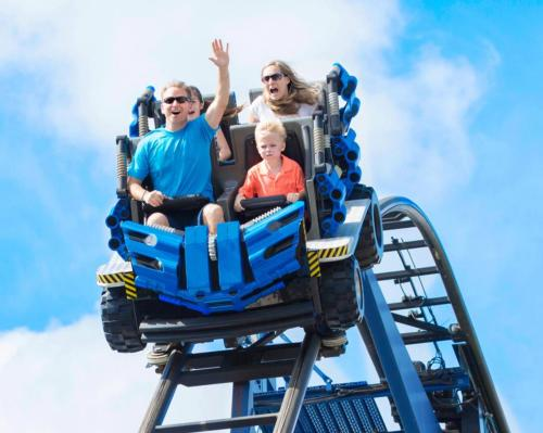 Outdoor visitor attractions and theme parks in the UK to reopen on 12 April