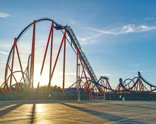 US theme parks and visitor attractions were forced to close for months during 2020