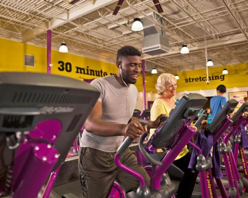 Planet Fitness CEO Chris Rondeau optimistic over sector's outlook