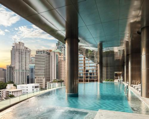 The company opened Sindhorn Wellness by Resense in Bangkok recently