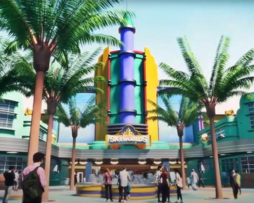 Genting reveals plans to open SkyWorlds theme park in 2021