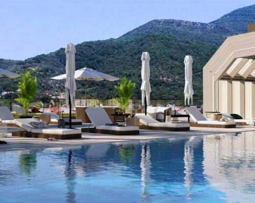 The first SIRO destination will open in Montenegro in 2023 / Kerzner