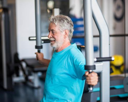 The Work Out to Help Out scheme would offer discounted access to health clubs and leisure centres / Shutterstock/Perfect Wave
