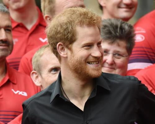 Prince Harry has long been committed to advocating for mental health initiatives and in 2014 launched The Invictus Games / Shutterstock/Bart Lenoir
