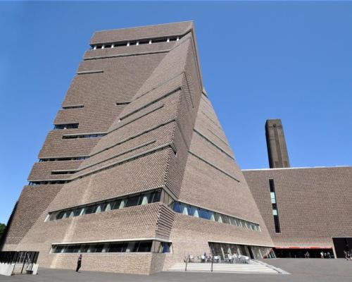 Tate Modern was the UK's most visited attraction during 2020 – despite visits being down by 4.7 million on 2019 figures.