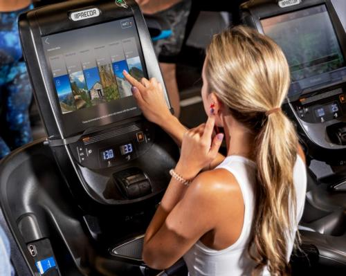Peloton will acquire Precor's US-based manufacturing capacity / Precor