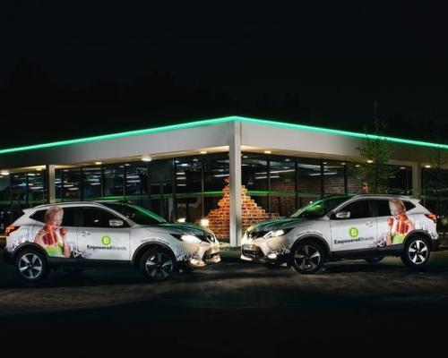 Empowered brands announces European expansion