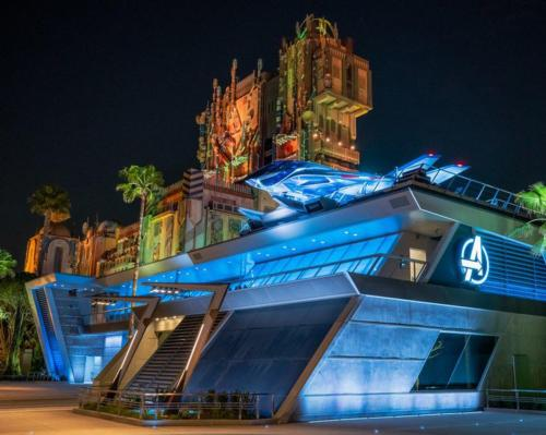 The Avengers Campus at the Disneyland California resort is the first of three to open