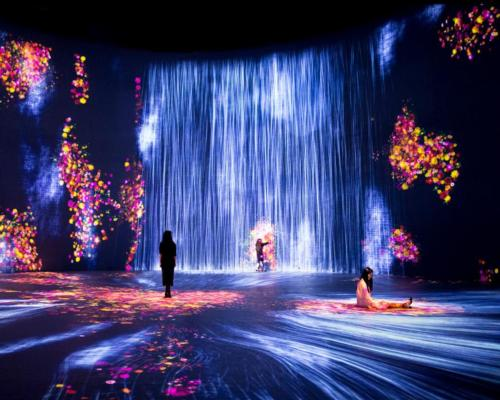Therme Group invests in experiential art company Superblue