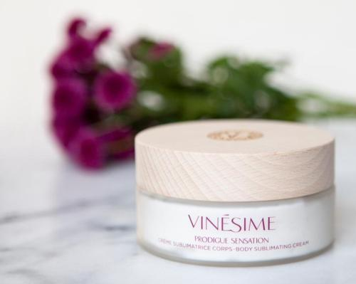 Vinésime unveils vinotherapy body cream to offer nourishing hydration boost