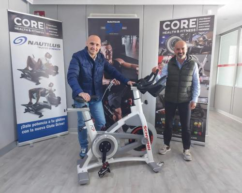 Core Health & Fitness announce partnership with Oss Fitness in Spain