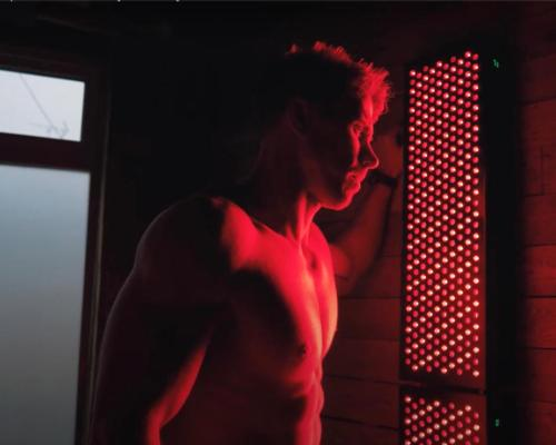 Red light therapy improves sleep, aids recovery and enhances focus
