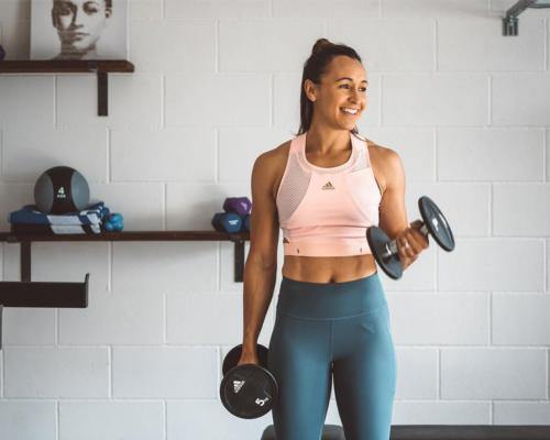 Jessica Ennis adds 'cyclemapping' app to her growing portfolio of wellness tech