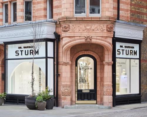 Dr Barbara Sturm unveils stylish London flagship spa debuting exclusive body treatments @DrBarbaraSturm #newopening #expansion #growth #BarbaraSturm #skincare #science #aesthetics