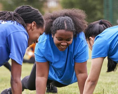 The new platform allows schools and users to search for activities by age and the time of day they want to get active / Sport England