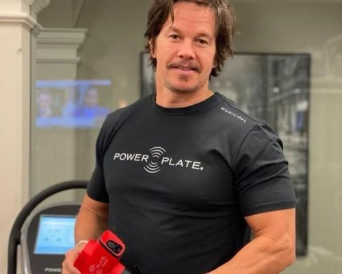 Mark Wahlberg has invested in Power Plate