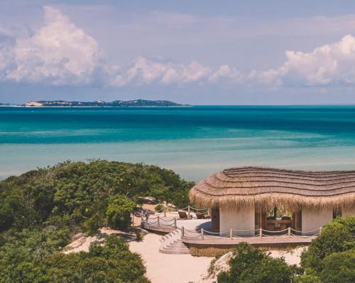 Mozambique: Luxury eco-resort created with patented 3D sand-printing technology