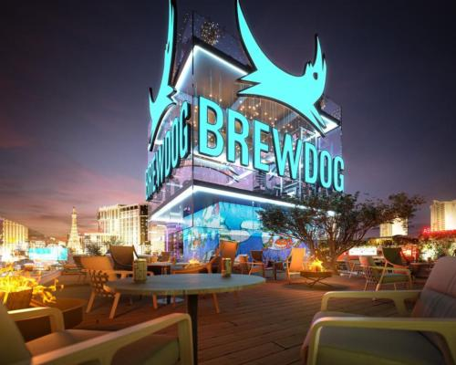 The brewery will feature an urban forest, an event and entertainment space and a retro game zone
