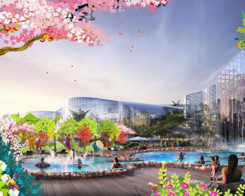 Therme is in the midst of executing a global development strategy, with new destinations planned for the UK, mainland Europe, North America and Asia Pacific